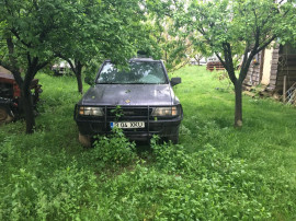 Variante Opel Frontera 4x4