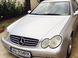Mercedes-benz clk avangarde 2004,270 cdi