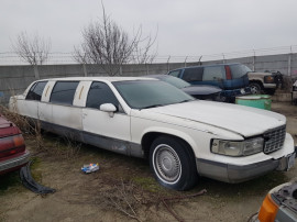 Cadillac Fleetwood 5.7