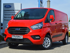 Ford transit custom van trend 320 lwb 2.0 tdci 130 hp euro v