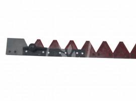 Cutit complet CL 2,40M D.N 34 Lame (522187 DIN80 AGV+522190)