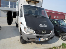 Camion Frigorific Mercedes Benz SV-58-ALS