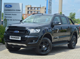Ford Ranger Limited - Black Edition - D-Cab 4x4 Automat