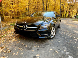 Mercedes-Benz CLS 350CDI 4Matic