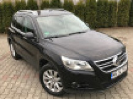 VW Tiguan Sport&Style 4 Motion, 4X4, Automat, Rar efectuat!