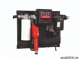 Pompa motorina autoamorsanta cu filtru captator apa