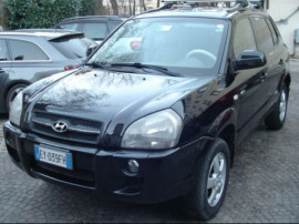 Hyundai Tucson 4x4, 2.0 CRDI , 2006 , Euro 4.