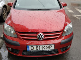 Volkswagen golf plus 2.0 tdi-2008