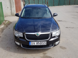 Skoda superb 2012 2.0 tdi 4x4 170 cp