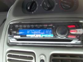 Sony explode mp3 auto cu usb