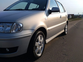 Volkswagen Polo 1.4 TDI Highline