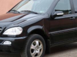 Mercedes ML270, 2.7 Cdi (Diesel), an 2002