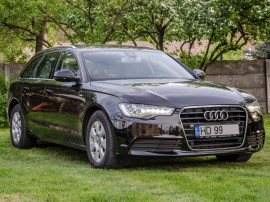 Audi a6/matrix/head-up/panoramic