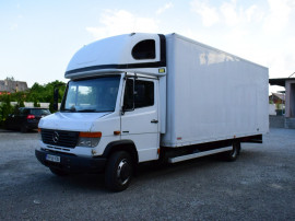 Mercedes Vario 818D BlueTech4 Camion