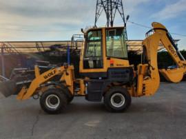Buldoexcavator WOLF WZ45-17 5 T 52 CP