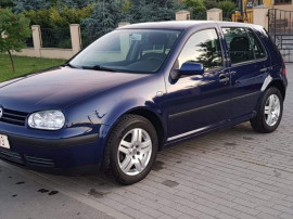 VW Golf 4 benzină euro 4