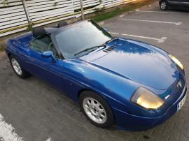 Fiat Barchetta 1.8i Spider 1999 cabrio Acte valabile