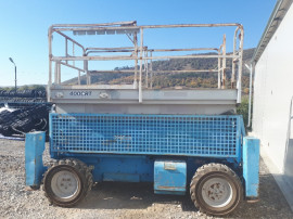 Nacela diesel tip foarfeaca JLG 400CRT