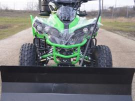Winter Pack:Atv Warrior 125 cc+Lama De Zapada