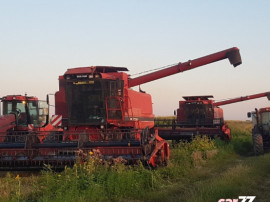 Combina case ih 1680 transport gratis !!!