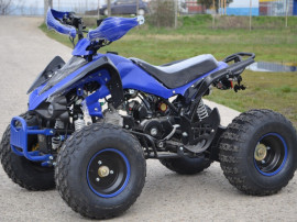 Atv Model Raptor 125cc, Roti de 8 Inch,4w2