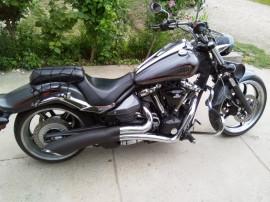 Moto Yamaha Radier