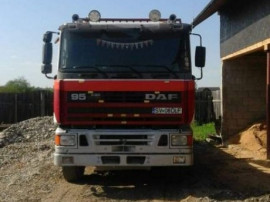 Camion forestier Daf 95 ATI