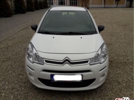 Citroen C3 model 2017 unic proprietar euro 6 cu add blue