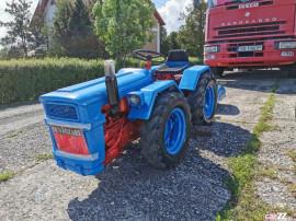 Tractor Nibbi 30 cp cu freza