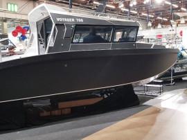 Barca Voyager 700 Cabin cu Yamaha F250, livrare Septembrie
