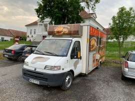 Autorulota fast-food Fiat Ducato Maxi