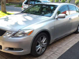 Lexus GS 450h SE hybrid electric 3.5cmc V6