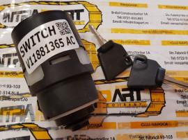 Contact cu cheie buldoexcavator Volvo BL61