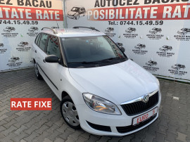 Skoda Fabia 2011-EURO 5-Benzina-130000 Km-RATE-