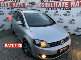 Volkswagen Vw Golf 6 Plus 2011-Benzina-EURO 5-RATE-