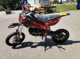 Noul model motocross sky 125cc