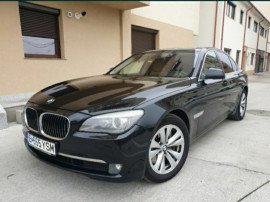 BMW 750l 2011 EURO 5 102000 km Extra Full Masina ca Nouă