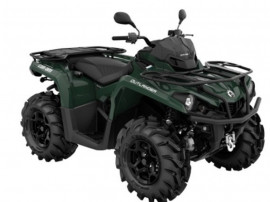 Atv outlander 450 xu+ t