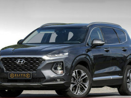 Hyundai Santa Fe 2.2 CRDi 4WD Premium