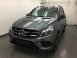 Mercedes-Benz Gle Class 350 *SUNROOF*360*DISTRONIC