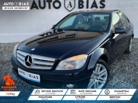 Mercedes-Benz C-Klasse C 250 BlueEfficiency Elegance