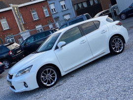 Lexus CT 200h 2013 hybrid model F - sport alb perlat