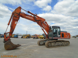 Excavator pe senile Hitachi ZX350 LCN-3