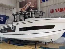 Barca Jeanneau MERRY FISHER 895 Marlin cu 2xSuzuki DF200 APX