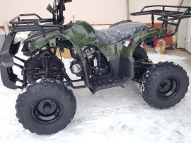 Atv Military HUMMER 125cc, Robust de Calitate Nou 2021