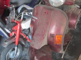 2 scutere Piaggio vespa pk 50 xl