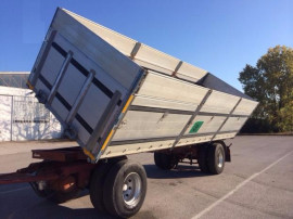 Remorci basculabile cereale 24-26 tone