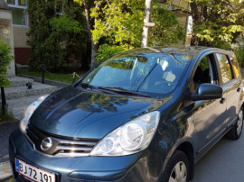 Nissan Note euro 5