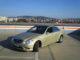 Mercedes-Benz S Klasse 320 CDI Long-Edition 4matic