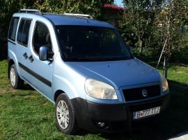 Fiat doblo panorama family 1.9 multijet 120 cp